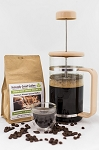 Plunger Ground Coffee 250g